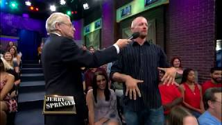 Sugar Coated Secrets (The Jerry Springer Show)