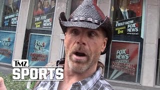 Shawn Michaels Nixes Comeback Rumors ... I'm Never Wrestling Again | TMZ Sports