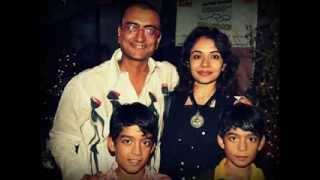 Champaklal (Amit) WITH REAL FAMILY Taarak Mehta Ka Ooltah Chashmah 6 JUNE 2016 EPISODE 1952
