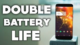 Double Your Battery Life With Greenify  Best Stand by Time !