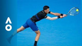 Novak Djokovic v Albert Ramos-Vinolas match highlights (3R) | Australian Open 2018