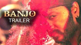 Banjo Marathi Movie Trailer   Riteish Deshmukh & Nargis Fakhri   Released