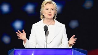 Hillary Clinton is the Democratic Presidential Nominee