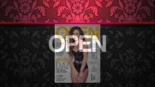 Ariadne Díaz en Revista OPEN   Backstage