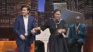 VINO G. BASTIAN MEMBAHAS BAGAIMANA UNTUK MENJADI THE REAL MEN DI INDONESIA