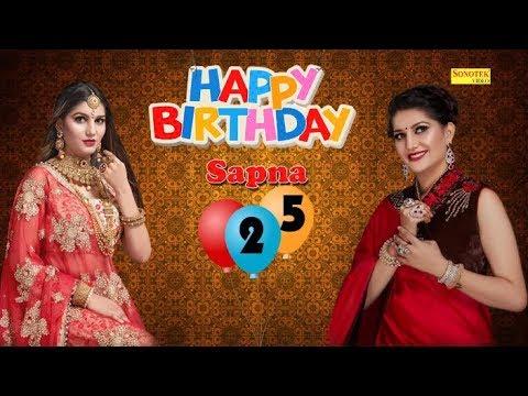 Sapna Chaudhary Birthday Special Haryanvi Song Sapna Chaudhary New Haryanvi Song 2018 Sonotek