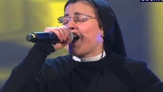 Singing nun wins Italy's 'The Voice'