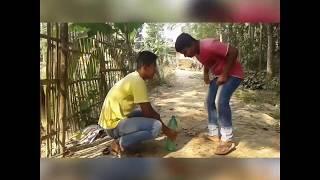 Funny video (একটি চরম হাসির ভিডিও), Bangla Funny Video Clip 2018, You Can't Stop Laughing