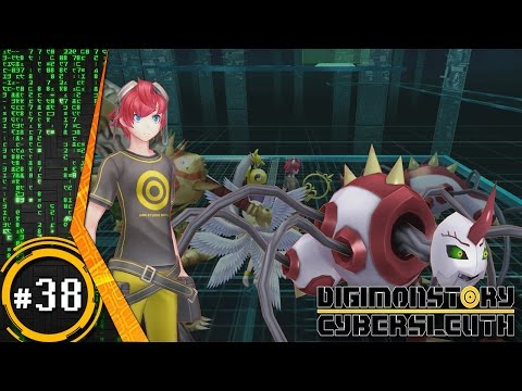 Digimon Story Cyber Sleuth Ep 38: Infermon's Sex Dolls!