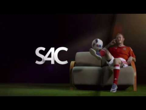 S4C Football Ident 2016