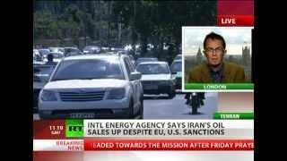 SALES UP!!! On Iranian OIL Despite U.S, And EU SANCTION