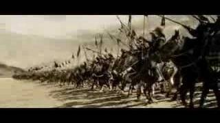 Mongol. Part one. Second Trailer