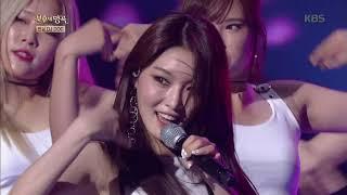 불후의명곡 Immortal Songs 2 - 청하 - Run To You.20170826