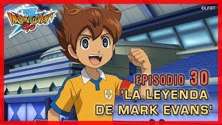 Inazuma Eleven Go Chrono Stones - Episodio 30 español «¡La leyenda de Mark Evans!»