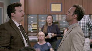 Vice Principals - HBO - a few funny scenes episode 1