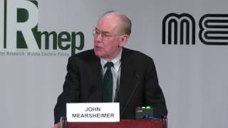 John Mearsheimer - Changes in the Israel Lobby