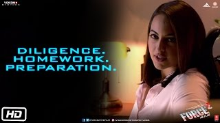Diligence. Homework. Preparation | Force 2 | Dialogue Promo | John Abraham | Sonakshi Sinha