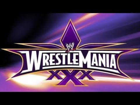 Xxx Mp4 Wrestlemania XXX Vlog 3gp Sex