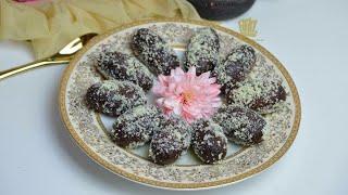 কালোজাম মিষ্টি রেসিপি ।।  সহজ উপায়ে মিষ্টি তৈরি ।। Bangladeshi Sweet Kalojam