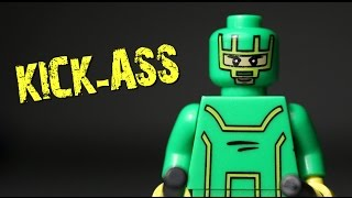 Lego Kick-Ass Knockoff From Aliexpress