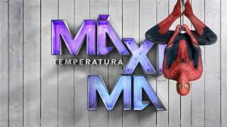 Chamada da Temperatura Máxima (18/12/2016): O Espetacular Homem-Aranha