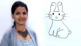 Drawing From Hindi Numbers | हिंदी अंकों से चित्रकला सीखिए | Hindi Numbers | Coloring For Kids