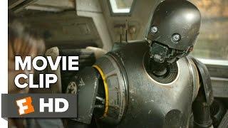 Rogue One: A Star Wars Story Movie CLIP - Trust Goes Both Ways (2016) - Felicity Jones Movie