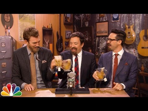 Will It Tea? with Jimmy Fallon, Rhett & Link (Good Mythical Morning)