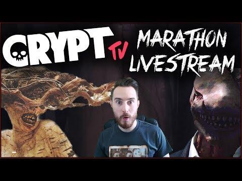 CryptTV Marathon Livestream