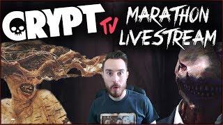 CryptTV Marathon Livestream!