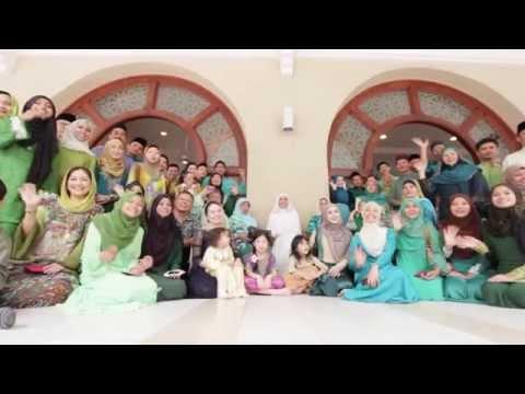 Puteri Sarah Liyana & Syamsul Yusof: The Solemnization