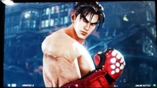 Tekken 7 fr jin new customizing intro
