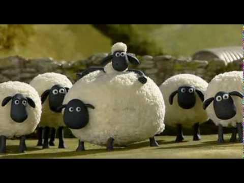 Shaun o carneiro Episódio 1