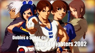 Como hacer los dobles o super de The King of Fighters 2002 Magic Plus