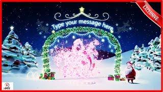 Happy New Year 2017/ Funny Christmas SANTA Video / Holidays/ magic santa 2017 ( version 2 )