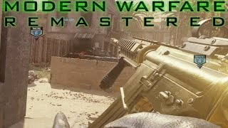 Call of Duty Modern Warfare Remastered MULTIPLAYER Gameplay - CoD XP 2016