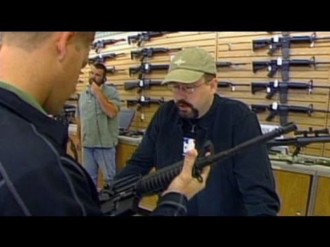 watch Usa : une culture des armes intouchable