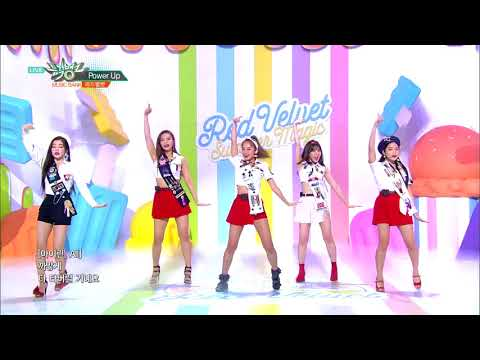 Download 뮤직뱅크 Music Bank - Power Up - 레드벨벳(Red Velvet).20180810 free