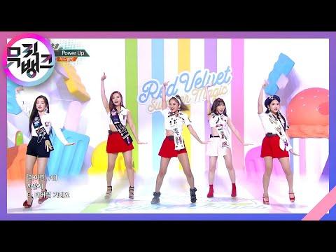 뮤직뱅크 Music Bank - Power Up - 레드벨벳(Red Velvet).20180810