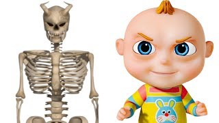 TooToo Boy Ghost Episode | Funny Cartoon Series For Children | Videogyan Kids Shows