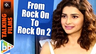 Prachi Desai's Journey From Rock On 1 To Rock On 2