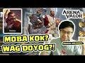 Download Video Rourke! HERO MIRIP WAG DOYOG! Moba Kok WAG DOYOG?! - Arena of Valor 3GP MP4 FLV
