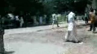 STUDIENTS  FIGHT AT UNVERSITY OF SINDH JAMSHORO BY SOOMRO.3GP
