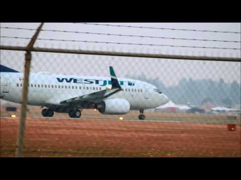 Xxx Mp4 WestJet 737 700 Takeoff Abbotsford YXX 3gp Sex