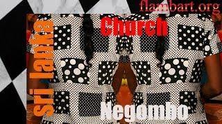 Sri Lanka, Church Songs in Lewis Place, Negombo - 1st
