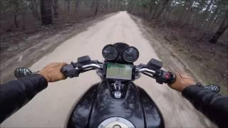 MOTO CAMPING in Wharton Forest e2 - The Arrival v418