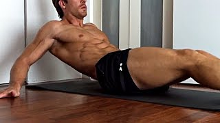 Home ABS Workout - EFFECTIVE Exercises & Full Abs-Routine