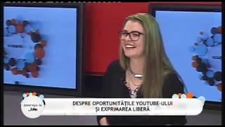 Despre Exprimare Libera, Bani Din YouTube Si Mutat Din Tara La GENERATIA LUI JOHN