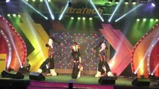Enthrall Crew Performing on Ultratech Conference ( Jee Karda  + Zinda )