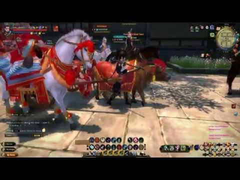Age of Wushu: SunnyX and GodEater wedding
